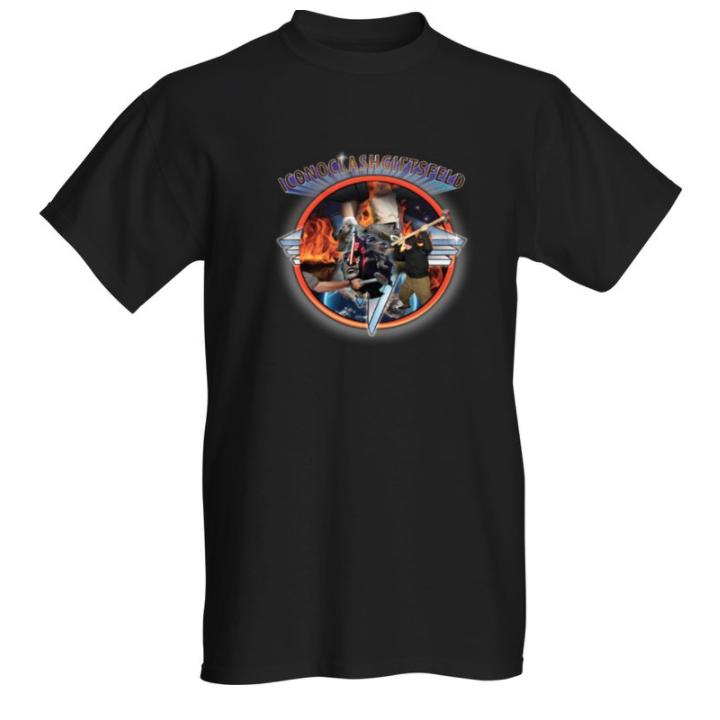 t-shirt iconohalen